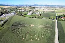 Labyrinthe des Volcans, Lempdes, France