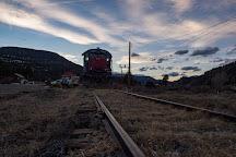 Denver & Rio Grande Railroad, South Fork, United States