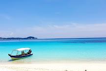 Turtle Sanctuary Beach, Pulau Perhentian Besar, Malaysia