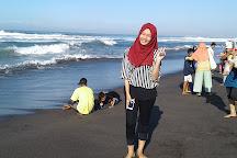 Depok Beach, Yogyakarta, Indonesia