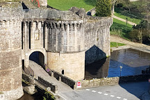Chateau de Fougeres, Fougeres, France