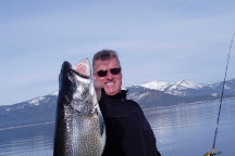 Chuck's Charter Fishing, Lake Tahoe (California), United States