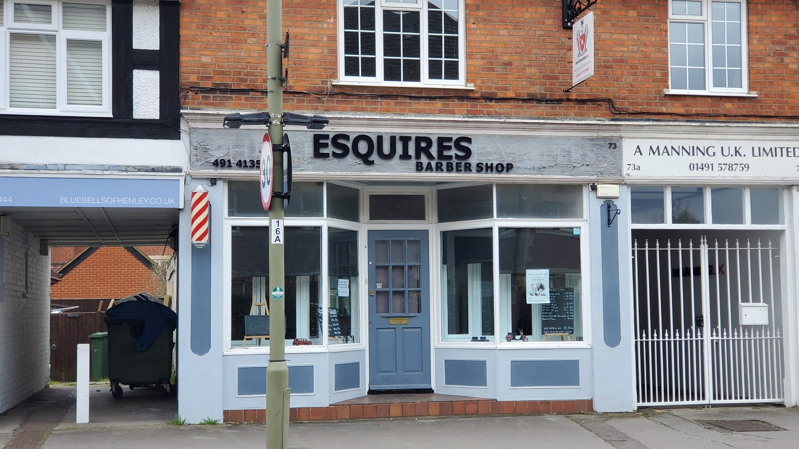 Esquires Barber Shop