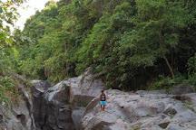 Mangku Kodek Waterfall, Sembalun Lawang, Indonesia