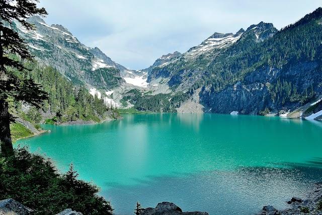 Blanca Lake Trailhead