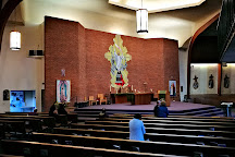 St. John the Baptist Catholic Church, Healdsburg, United States