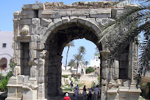 The Arch of Marcus Aurelius, Tripoli, Libya