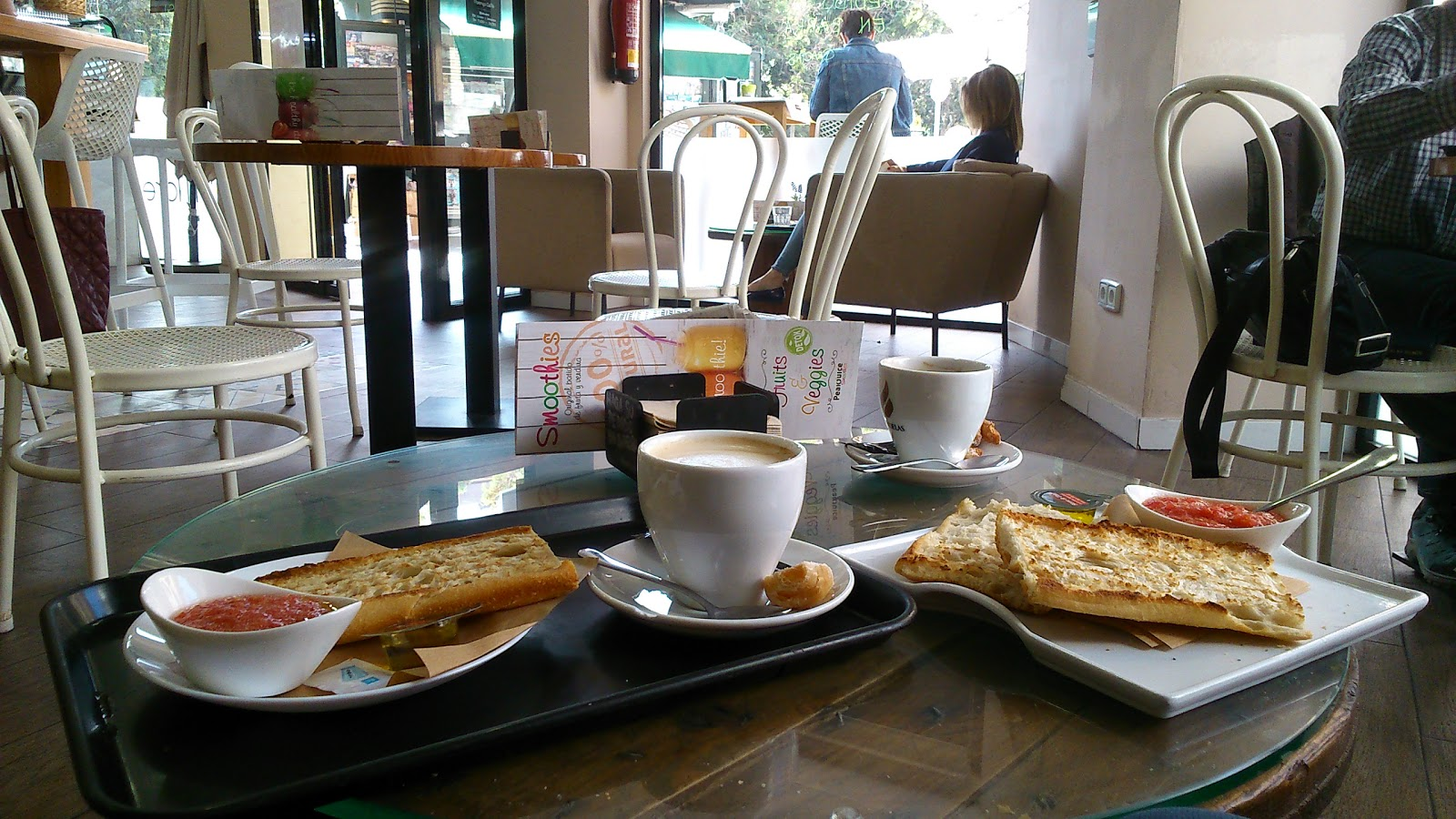 Marengo Caffé: A Work-Friendly Place in Valencia