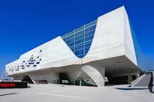 Science Center phaeno, Wolfsburg, Germany