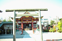 Haneda Shrine, Ota, Japan