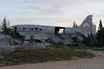 Miss Piggy Plane Wreck, Churchill, Canada