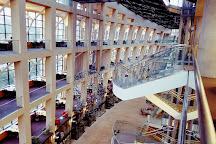 Salt Lake City Public Library, Salt Lake City, United States