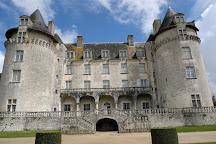 Chateau de La Roche-Courbon, Saint Porchaire, France