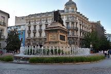 Plaza de Isabel La Catolica, Granada, Spain