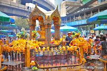 Erawan Shrine (Thao Mahaprom Shrine), Bangkok, Thailand