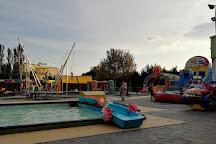Minigolf Parc d'Atraccions Salata, Roses, Spain