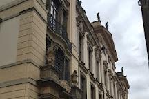 Clam-Gallas Palace, Prague, Czech Republic