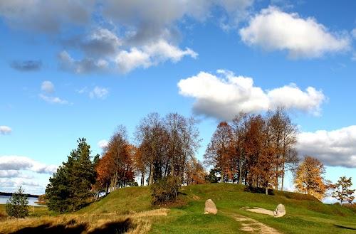 Aukštupėnai mound