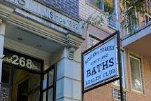 Russian & Turkish Baths, New York City, United States