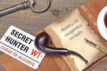 Secret Hunter - Escape Room, Alicante, Spain