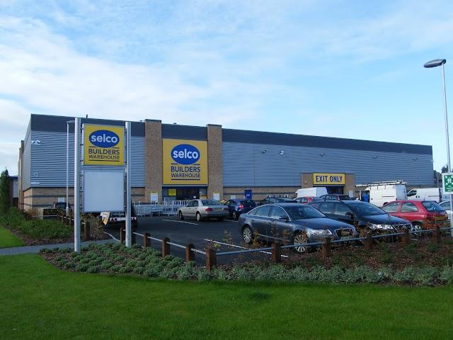 Selco Builders Warehouse Slough