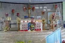 Sacred Heart Church, Chandannagar, India