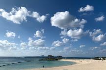 Emerald Beach, Motobu-cho, Japan