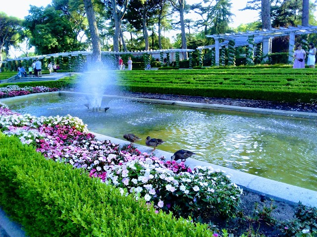 Cecilio Rodríguez Garden
