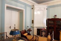 The Pushkin Apartment Museum, St. Petersburg, Russia