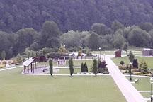 Sensory Gardens in Muszyna, Muszyna, Poland
