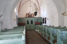Brunnby Church, Nyhamnslage, Sweden