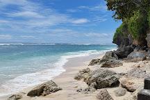 Green Bowl Beach, Ungasan, Indonesia