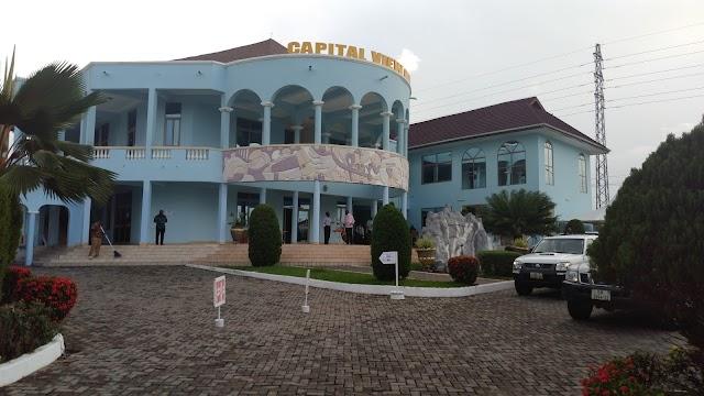 Capital View Hotel, Koforidua.