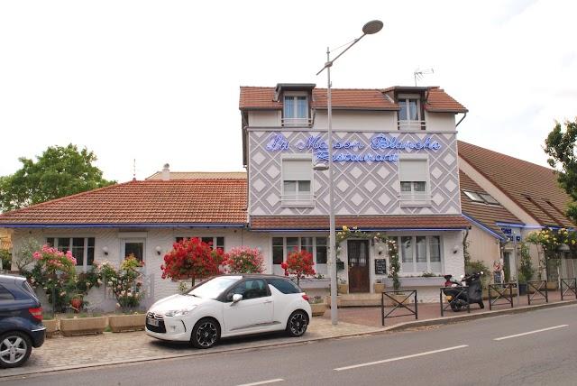 La Maison Blanche Hôtel Restaurant Rungis