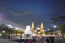 Plaza de la Liberacion, Guadalajara, Mexico