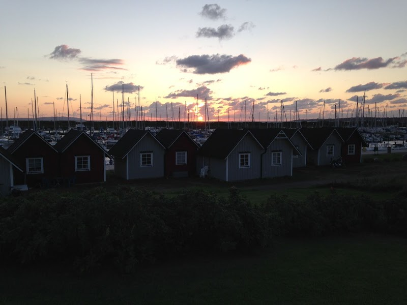 Ställplats Föreningshamnen i Skälderviken