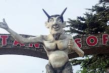 Devil's Feast, Ayvalik, Turkey