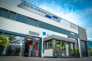 Menuiseries COLOMBEAU ALU depuis 2003