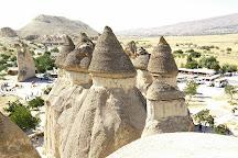 Ortahisar Kalesi, Ortahisar, Turkey