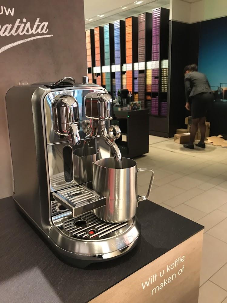 Nespresso Amsterdam
