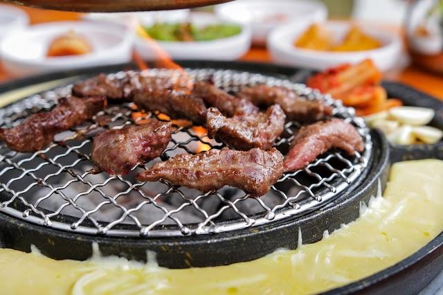 Korean Corn BBQ