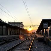 Железнодорожная станция  Pineda De Mar