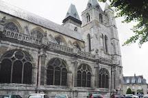 Collegiale Notre-Dame des Andelys, Les Andelys, France