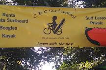 C & C Surf School, Playa Samara, Costa Rica