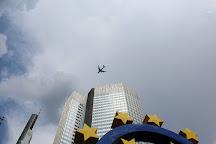 Eurotower, Frankfurt, Germany
