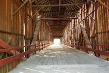 Honey Run Covered Bridge, Chico, United States