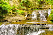 Buttermilk Falls State Park, Ithaca, United States