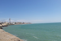 Playa Victoria, Cadiz, Spain