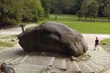Puntukas Stone, Anyksciai, Lithuania