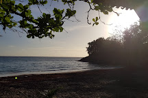 Plage Manbia, Sainte Rose, Guadeloupe